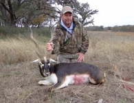 Gary Nicely Trophy Blackbuck December 2013