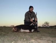 Ben Botello Blackbuck December 2014