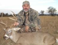 Charles Conques Mgmt White Tailed Deer December 2013