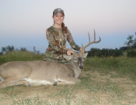 Allison Jones MGT Whitetail September 2014 (2)