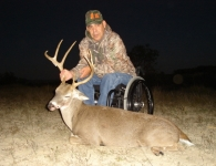 Alvin Guerrero PVA Hunt MGT Whitetail November 2014